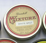 Dunhill 'White Spot'